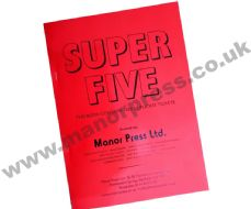 SUPER 5 BOOK (PORTRAIT)